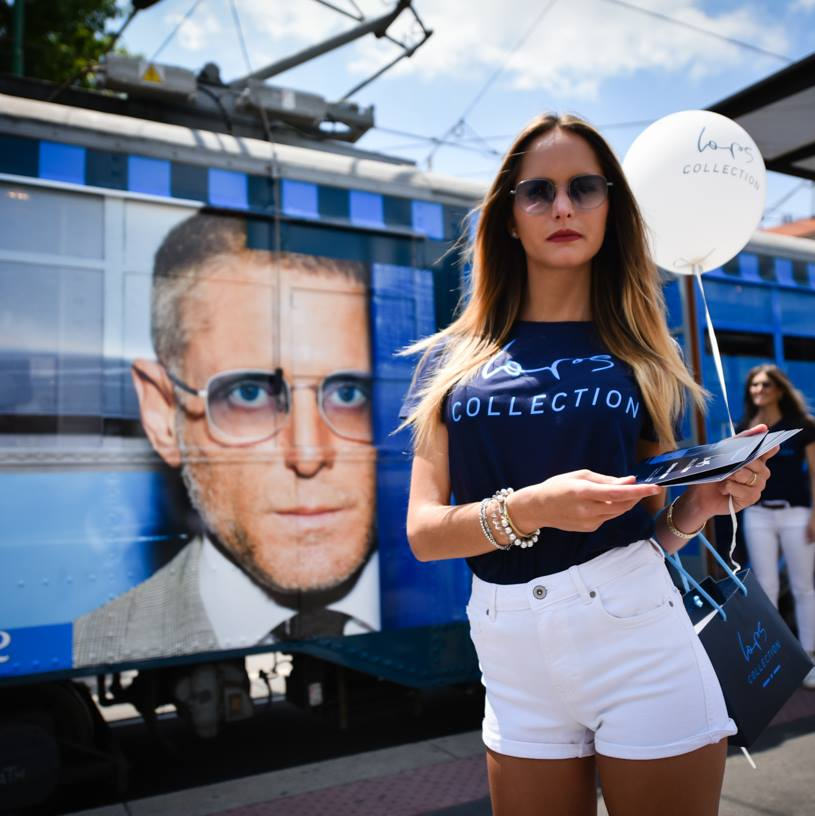 Lapo Elkann launches the Laps Collection, the new line of sunglasses