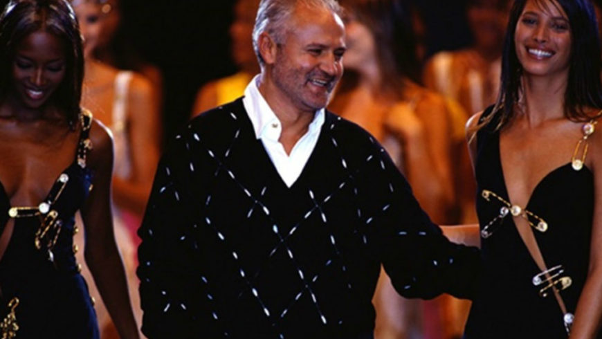 Gianni Versace, the genius of fashion, goes to auction