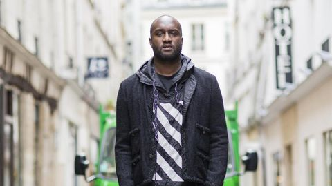 An exhibition will celebrate Virgil Abloh in Chicago