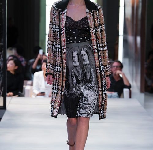 A New Day at Burberry