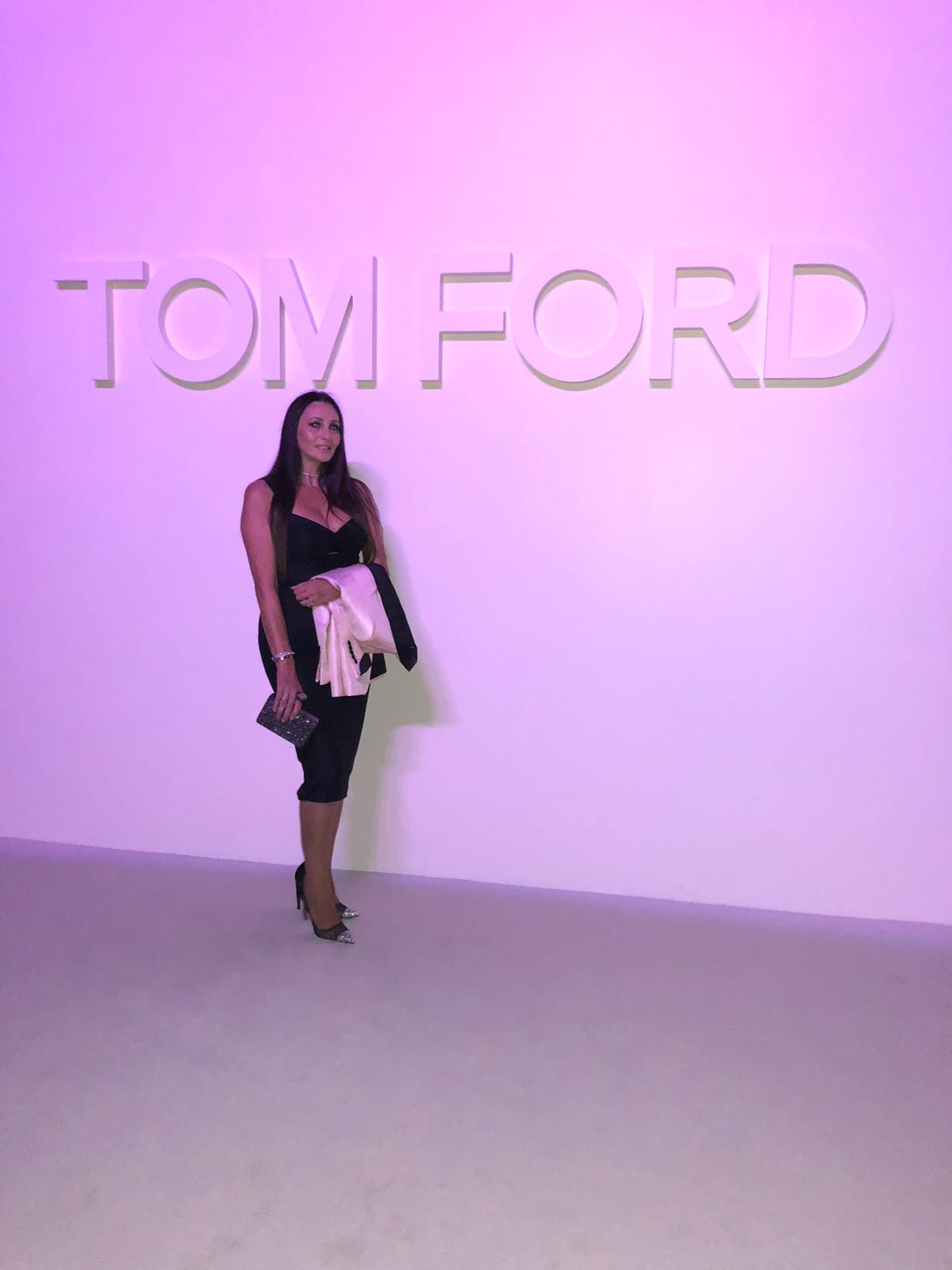 Tom Ford seduces in New York too: Milena Giordano's point of view