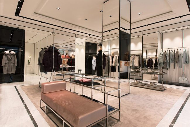 Ermanno Scervino opens in the Crocus City Mall in Moscow