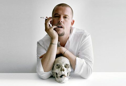 The fashion hooligan: the documentary about Alexander McQueen arrives on Sky
