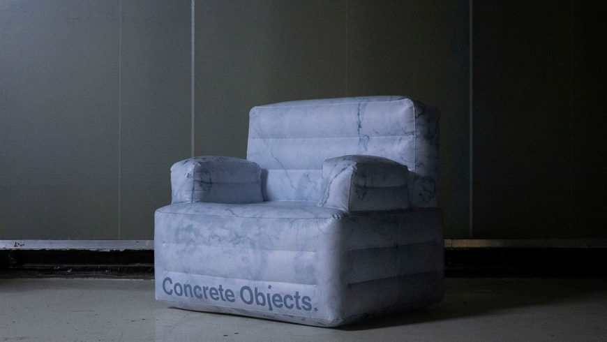 Samuel Ross's Concrete Objects Unveils New Furniture Collection