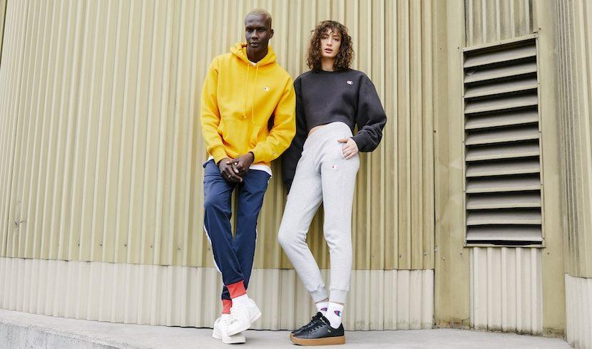 Champion has now its first Australian streetwear store