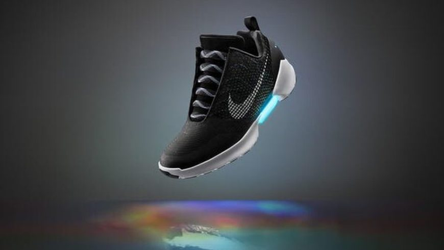 The shoes as in Back to the Future: Nike creates the auto-lowers economic for 2019