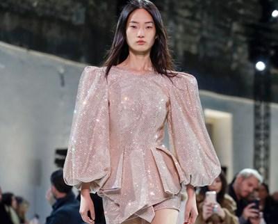 Alexandre Vauthier's star mini-dresses