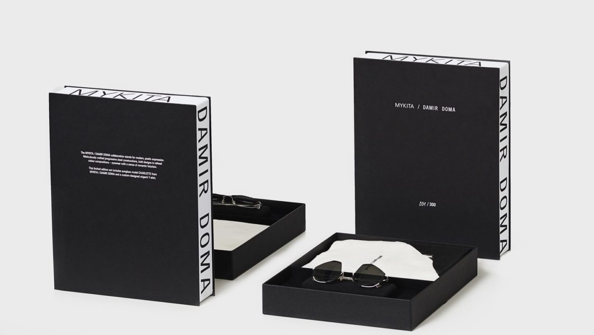 Mykita celebrates five years of collaboration with Damir Doma