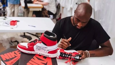 Virgil Abloh announces the end of The Ten co-lab with Nike