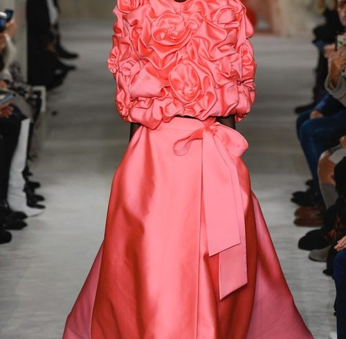 Sensing the Great Beyond at Valentino