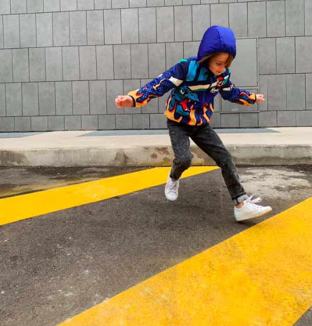 It is already Spring time with Kenzo Kids