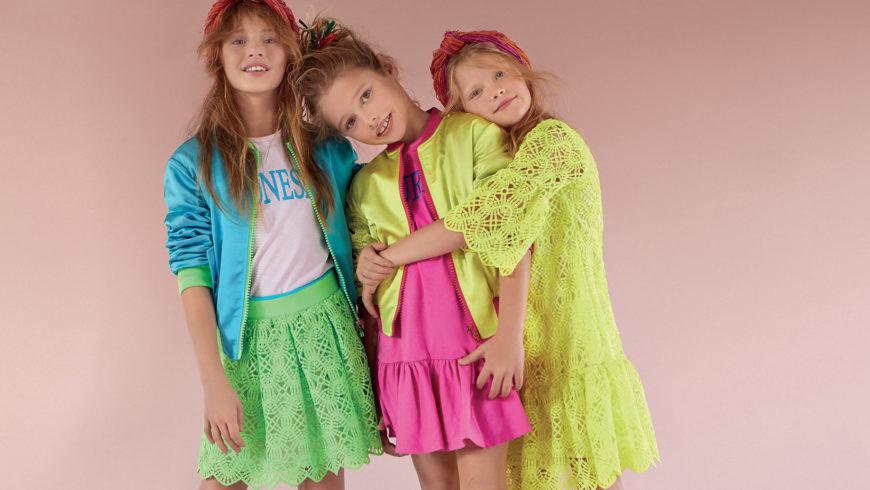 Alberta Ferretti relaunches kidswear