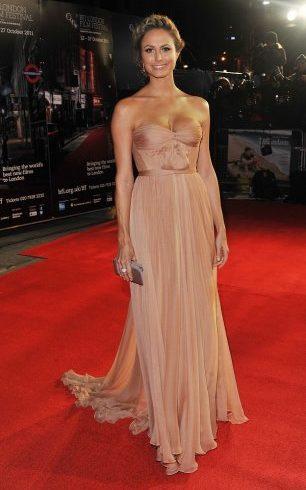 Maria Lucia Hohan, la designer che ha vestito Sara Carbonero nel Golden Ball