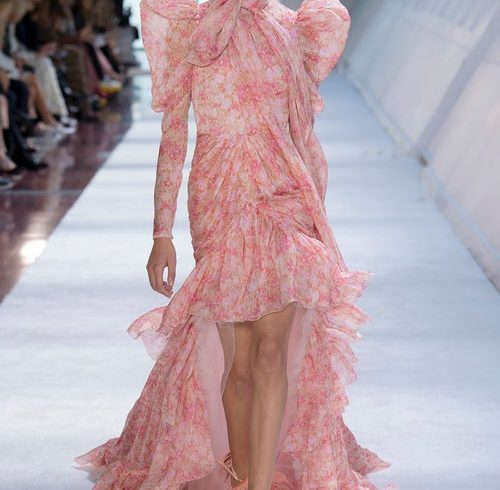 Giambattista Valli Gets Naughty