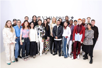 The fashion olympus toast to the semi-finalists of the 2019 LVMH award
