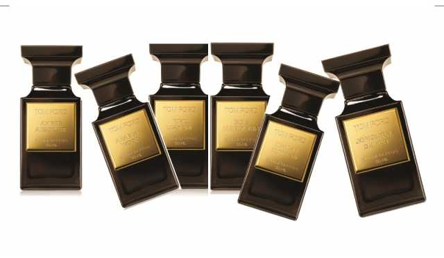 The Private Blend Reserve Collection by Tom Ford