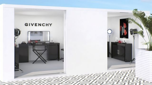"Givenchy ""debuts"" at the Cannes Film Festival"