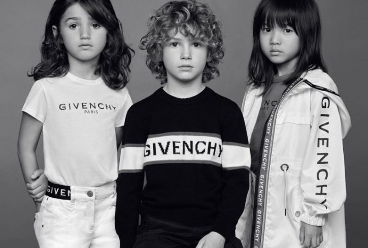 The sporty-chic summer of Givenchy Kids