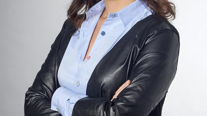 Desiré Simoni new sales director LVMH Fragrance Brands It