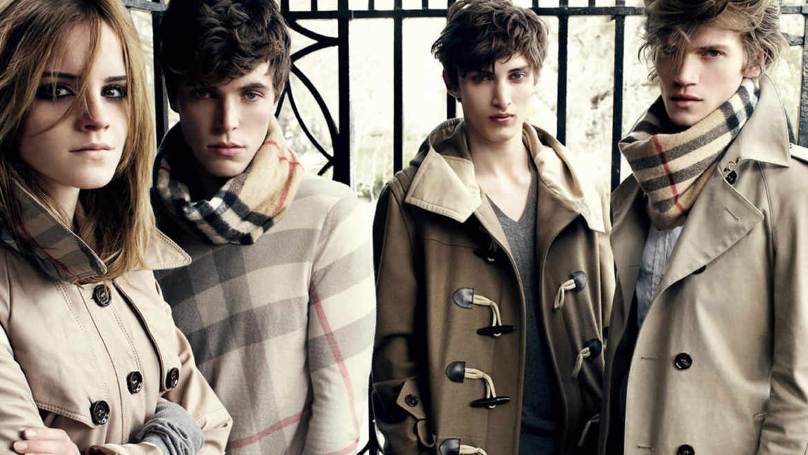 Behind Burberry's Big Bet on Its New Monogram