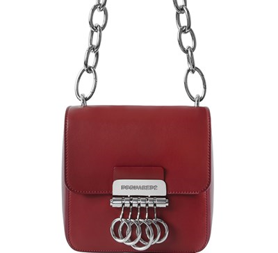 Dsquared2 launches the new Key bag icon