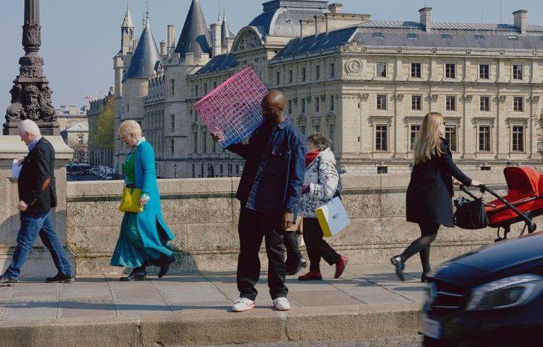 Biennale di Venezia: i mobili di Virgil Abloh nell'Acqua Alta