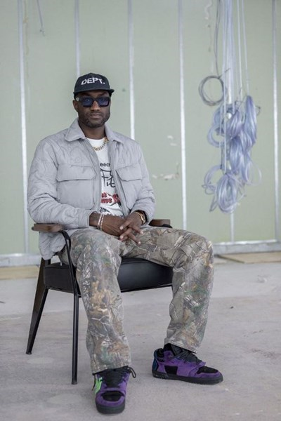 The House of the future according to Virgil Abloh