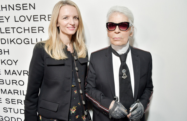 LVMH to Establish Karl Lagerfeld Fashion Prize