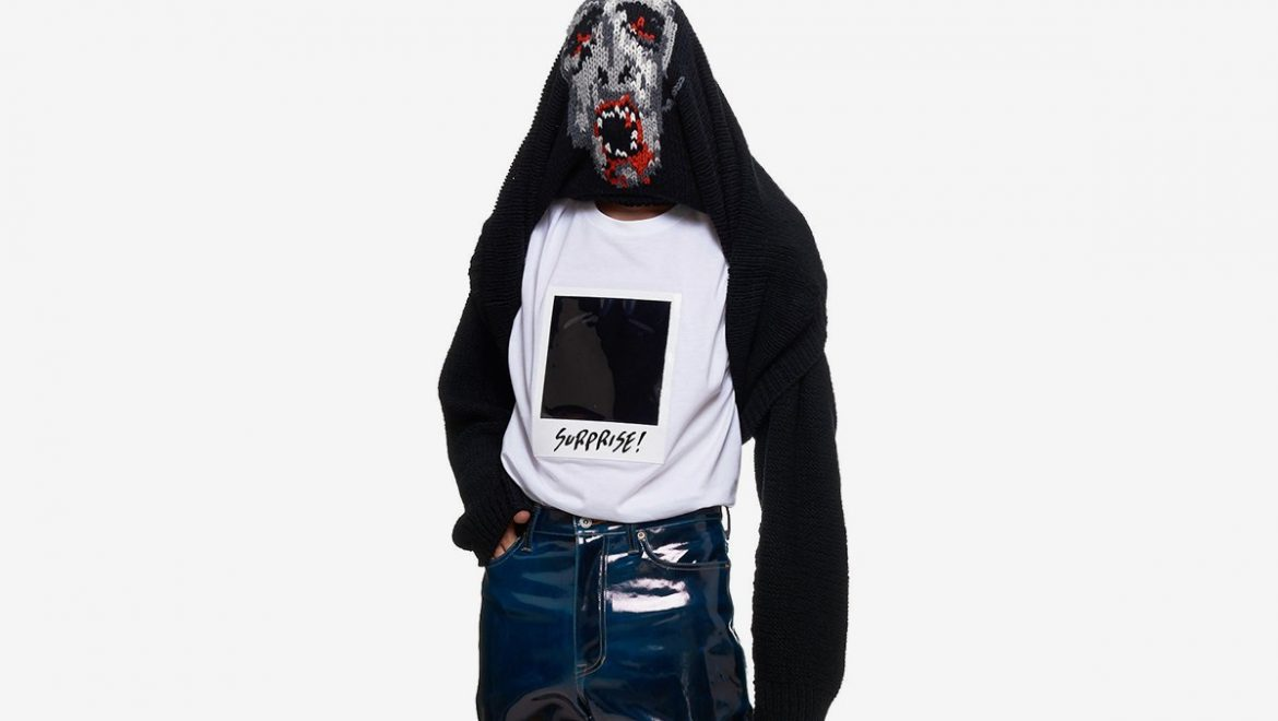 Doublet's Latest Sweater Is What Nightmares Are Made Of