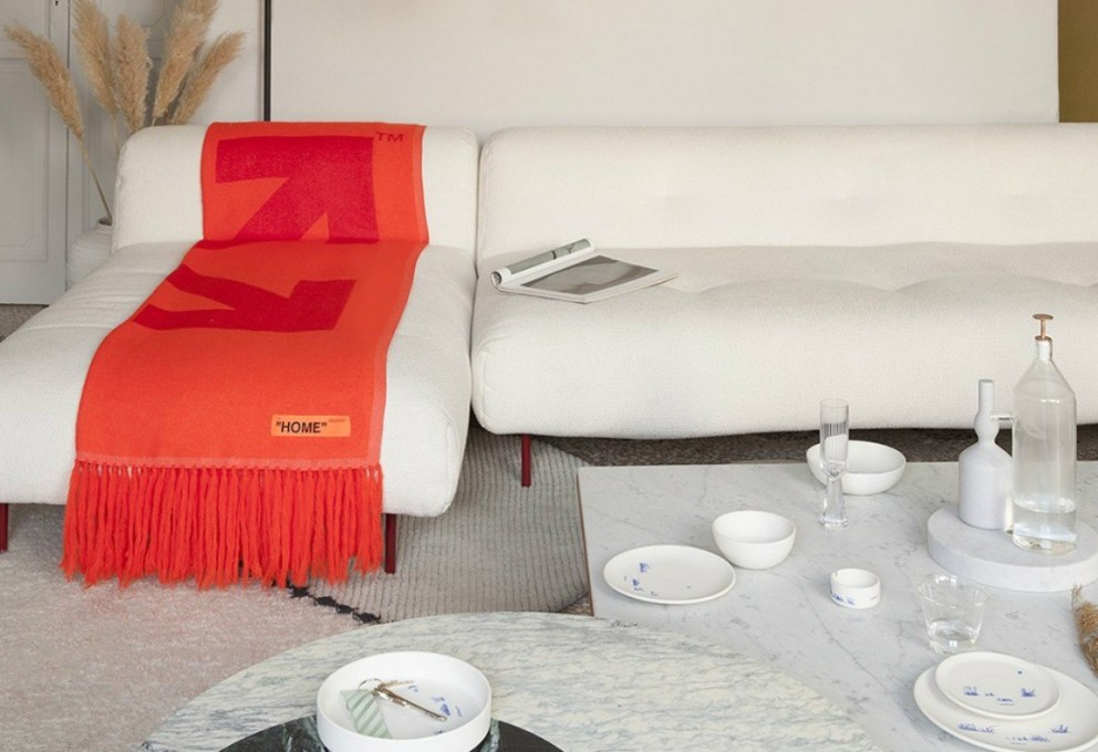 Off-White presents HOME: The Home Line