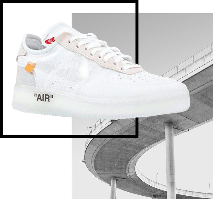 Lifestyle Nike Air Force Off White