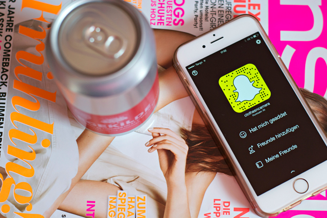 Snapchat Is Back in Fashion