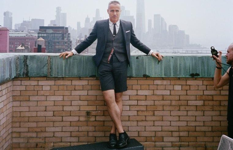 Thom Browne: «I didn't want to be a stylist. But now I'm happy if they copy me ""