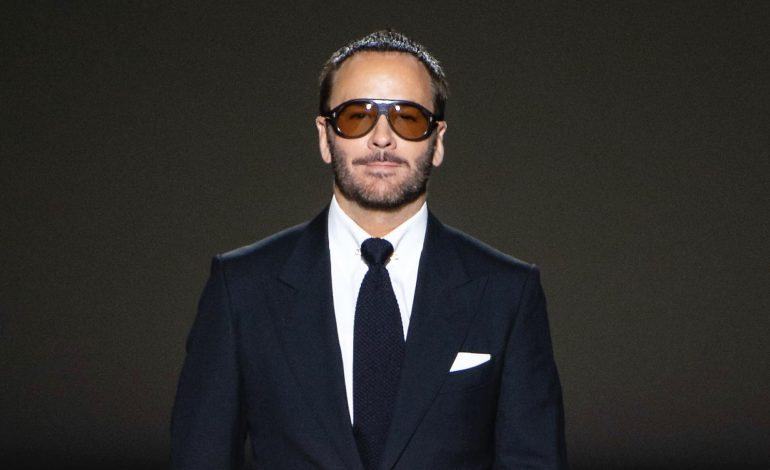Tom Ford leaves Ticino for Gallarate