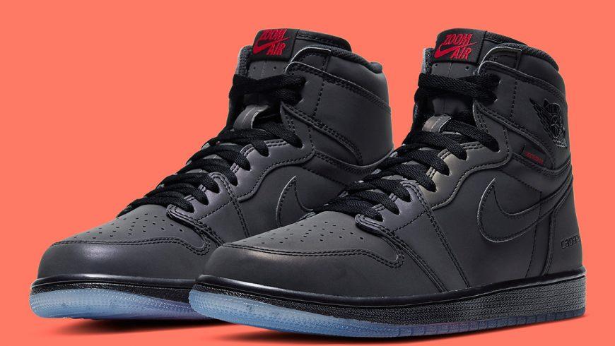 "Official Images Of The Air Jordan 1 Retro High OG ""Zoom"""