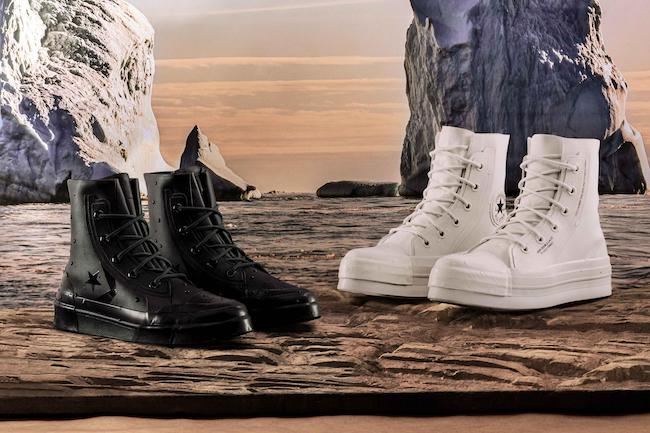 Ambush and Converse launch the Chuck 70 and Pro Leather ankle boots