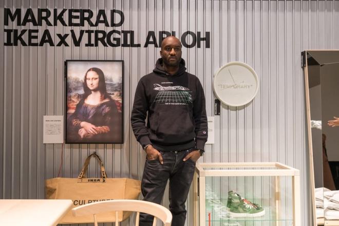 In arrivo la collezione di Virgil Abloh per Ikea