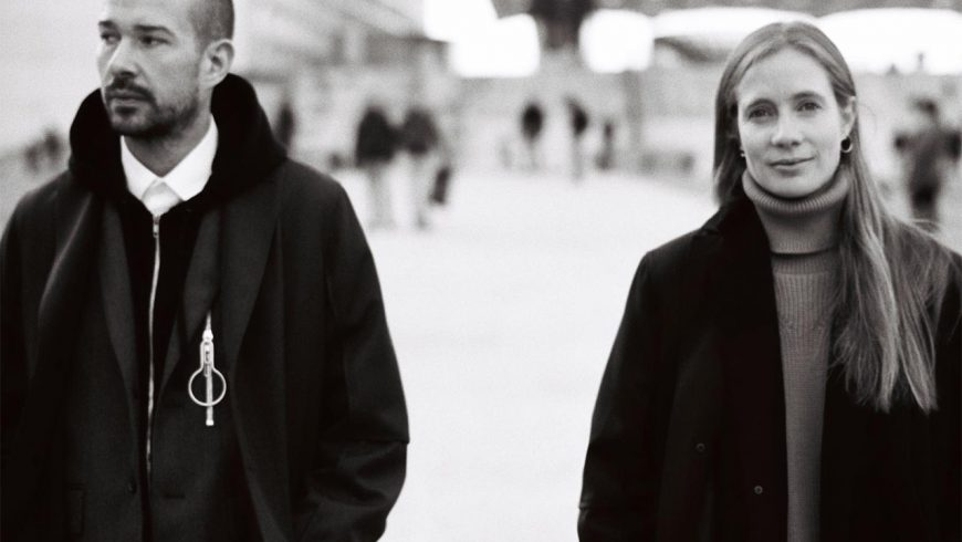 Jil Sander's Lucie & Luke Meier Announced as Pitti Uomo FW20 Guest Designers