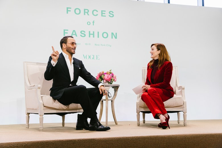 Tom Ford and Julianne Moore Discuss Working Together