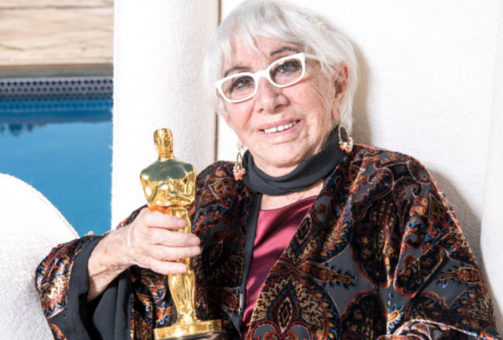 Oscar for her career in Etro for Lina Wertmuller