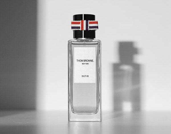 Thom Browne debuts in perfumes