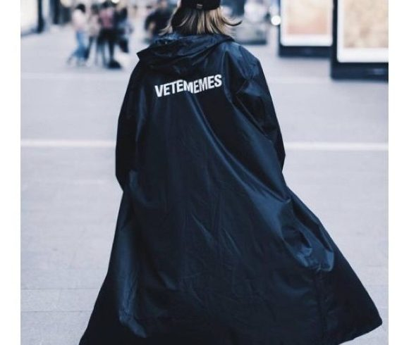 "Guram Gvasalia (Vetements): ""And now let's help the young ones"""