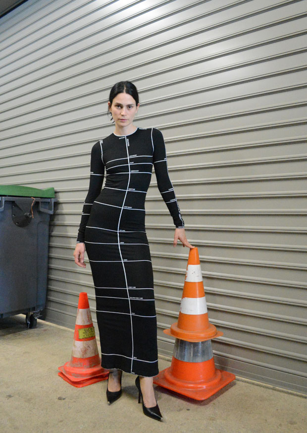 Wolford x Vetements: the co-lab between eccentric style and technology