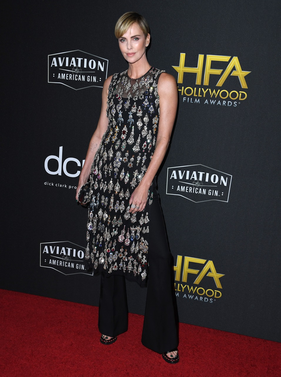 Hollywood Film Awards, who dressed who