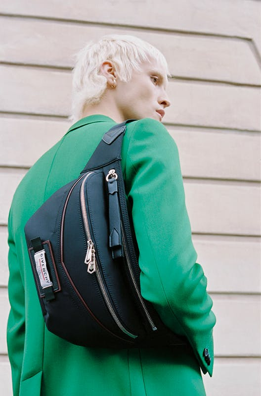 Givenchy Downtown: a collection of travel bags