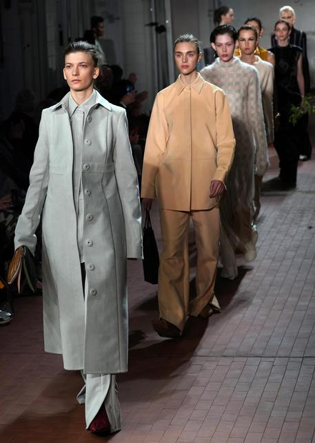 Fashion: Jil Sander renounces the use of exotic skins