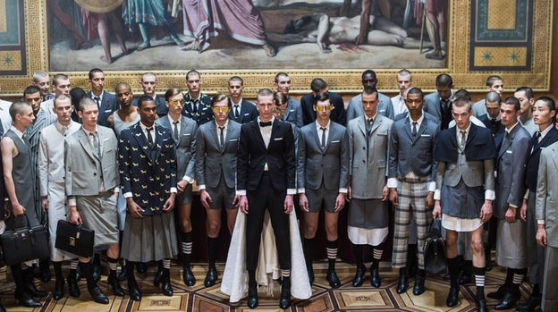 Thom Browne Wants to Be an Artist