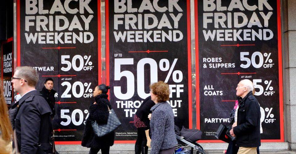 Black friday negli Usa significa… shopping on line