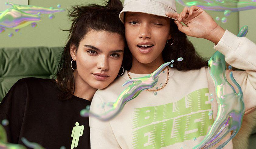 H&M launches Billie Eilish merch collection