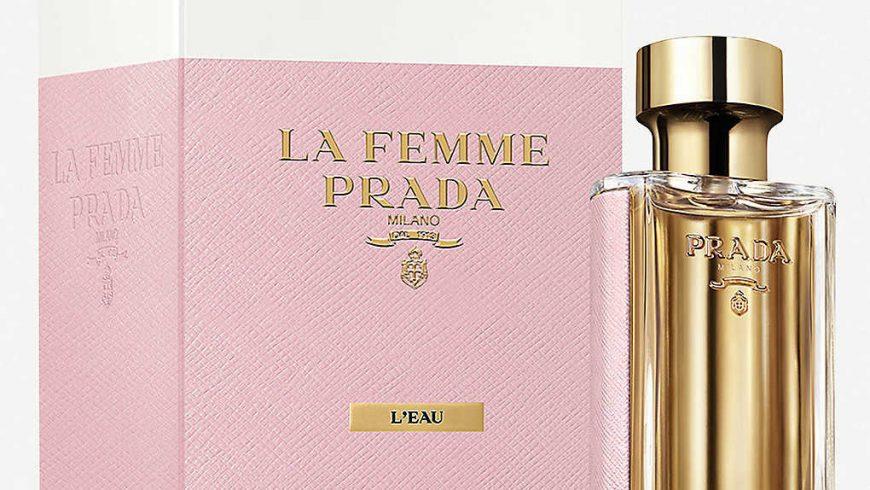 L'Oréal and Prada sign beauty license
